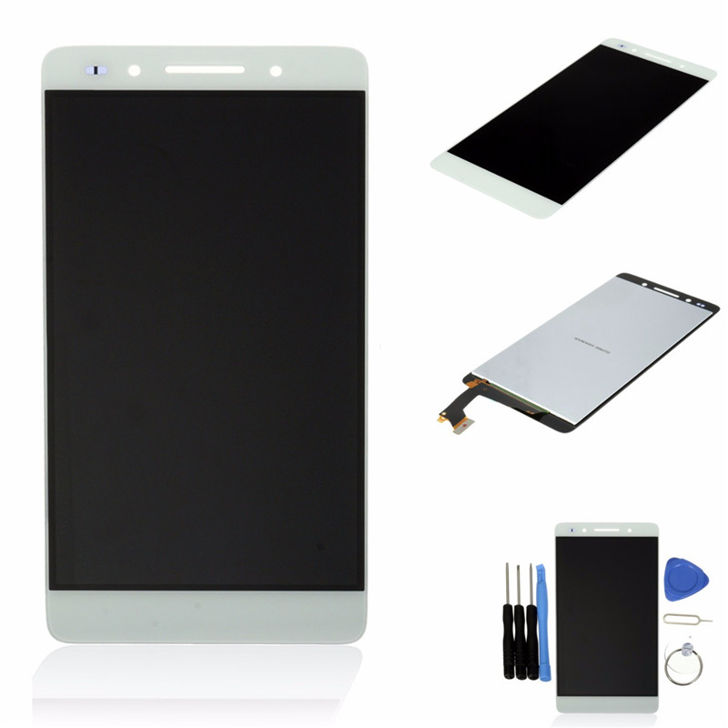 ФОТО Top Quality Honor 7 LCD Complete 5.2 inch Lcd Screen For Huawei Honor 7 LCD Display Touch Screen Digitizer Assembly Replacement