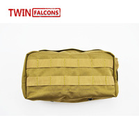 Military Molle BOB PSK EDC Pouch Accessory Pouches Tactical Airsoft Wargame CQB Hunting Bags Outdoor Camp Hike Climb TW P007