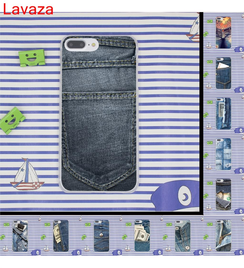 Lavaza <font><b>Diesel</b></font> Denim <font><b>jeans</b></font> patterns Hard Phone Case for iPhone 6 6s 7 8 Plus 4 4S 5 5S SE for iPhone XS Max XR Shell Cases