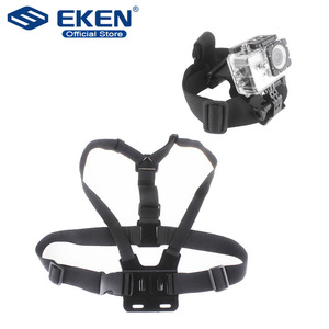 Image 1 - Chest strap + head strap, for GoPro Hero 4/3+/3/2/1