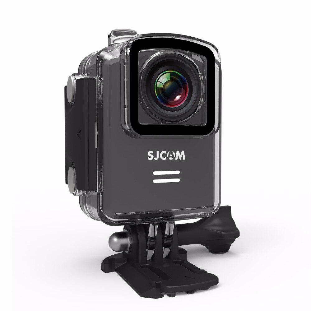 Original SJCAM M20 WiFi Gyro 30 M étanche Mini sport DV avec télécommande + carte 32 GB + supplémentaire 1 pièces batterie + chargeur de batterie - 2