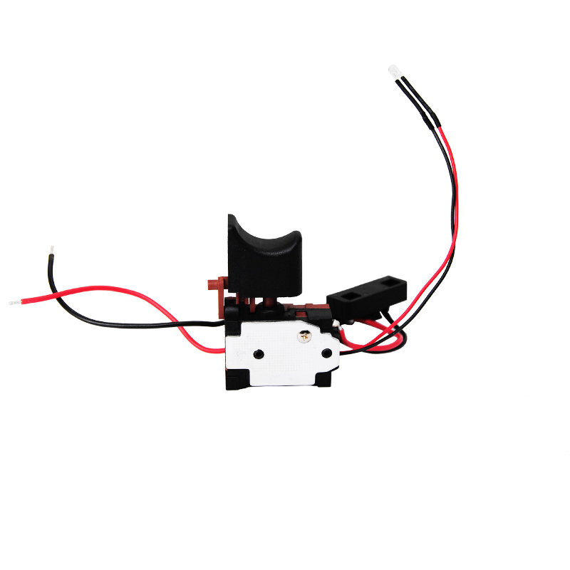 DC18V21V/24V  Lithium Battery Cordless Drill Speed Control  Trigger Switch With Light Speed Cotrol Trigger Switch