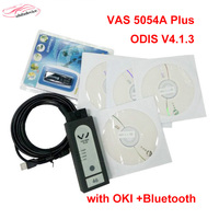 2017Newest VAS 5054A PLUS ODIS V4 1 3 With OKI Bluetooth Top Quality Vas 5054A Plus