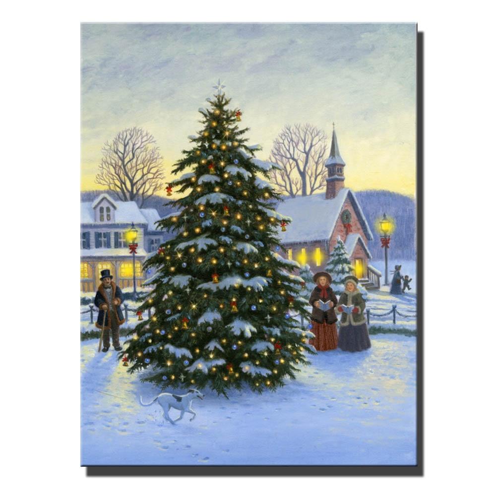 Wall Christmas Trees