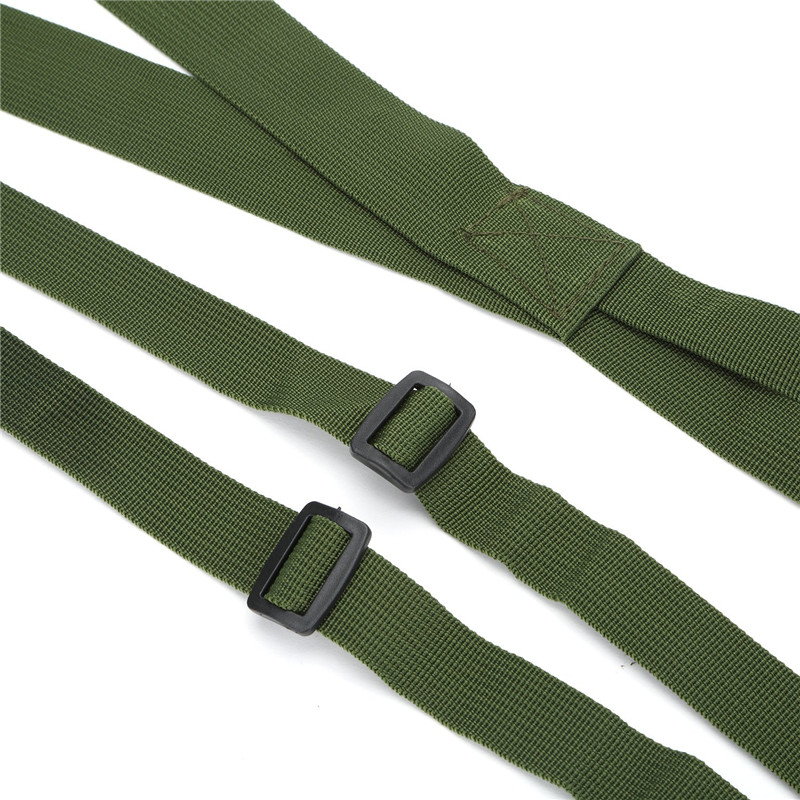 Tactical Waist Padded Belt With H-shaped Suspender 1000D Nylon Molle  Shooting Adjustable Waist Bearing Belt Band004