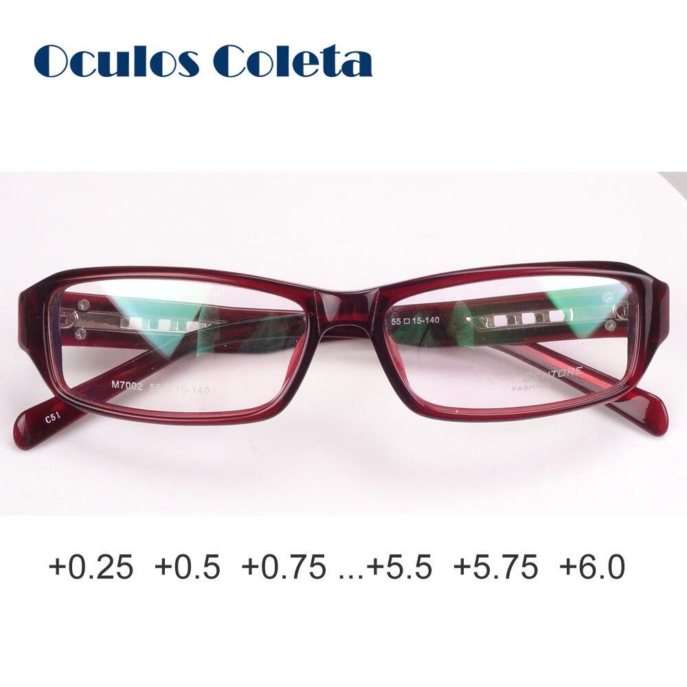 Reading-Glasses Women Red