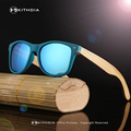 EZREAL New Wood Sunglasses Men Fashion Bamboo Sunglasses Wooden Sun Glasses Mens Women Brand Designer Oculos De So Feminino