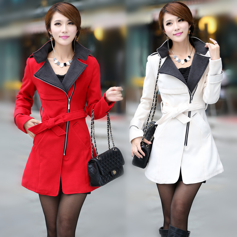 Popular Ladies Long Winter Coats-Buy Cheap Ladies Long Winter ...