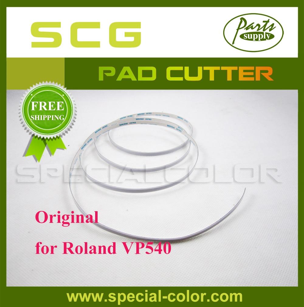 Original! Pad cutter for roland VP540 printer