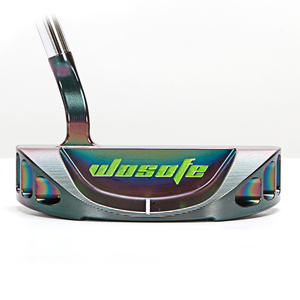 Image 2 - Kluby golfowe miotacz męska praworęczny miotacz wał stalowy okrągły miotacz PVD czarny chromatyczny darmowa wysyłka