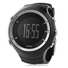 EZON G3A01ชายวิ่งกีฬานาฬิกาบลูทูธ4.0 GPS Receiver Pedometerอัตราการเต้นหัวใจติดตามนาฬิกาข้อมือ