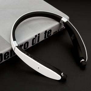Image 5 - PLUFY ספורט Bluetooth אוזניות אלחוטי אוזניות עם מיקרופון Neckband סטריאו אוזניות ריצה כושר Auriculares Inalambrico