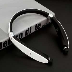Image 5 - PLUFY Sport Bluetooth Kopfhörer Drahtlose Kopfhörer Mit Mic Neckband Stereo Headset Lauf Fitness Auriculares Inalambrico