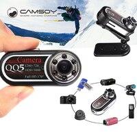 QQ5 Mini Camera Full HD 1080P Infrared Night Vision Mini DV 720P HD Mini Camcorder Webcam