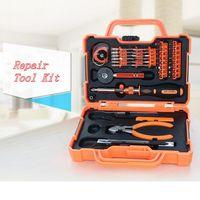 47 in 1 Multifunctional Home Tool Set High Quality Material Tool Set Multi purpose Household Repairing Tool Set