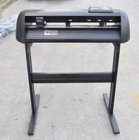Vicsign HSQ630 Vinyl Cutter Plotter 24 Machine Servo Motor High Precision Automatic Contour Sign Paper Sticker Cutting Plotter