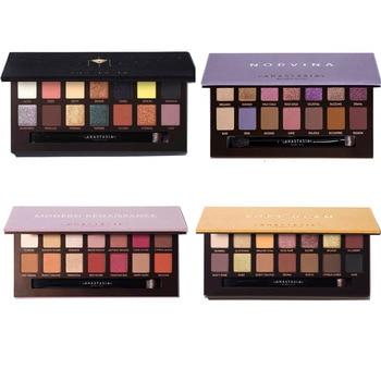 2019 Anastasia Maquillaje Norvina Paleta De Sombra De Ojos Beverlying Hills Maquillaje En Polvo De Contorno Marcador Cara Colorete De Polvo