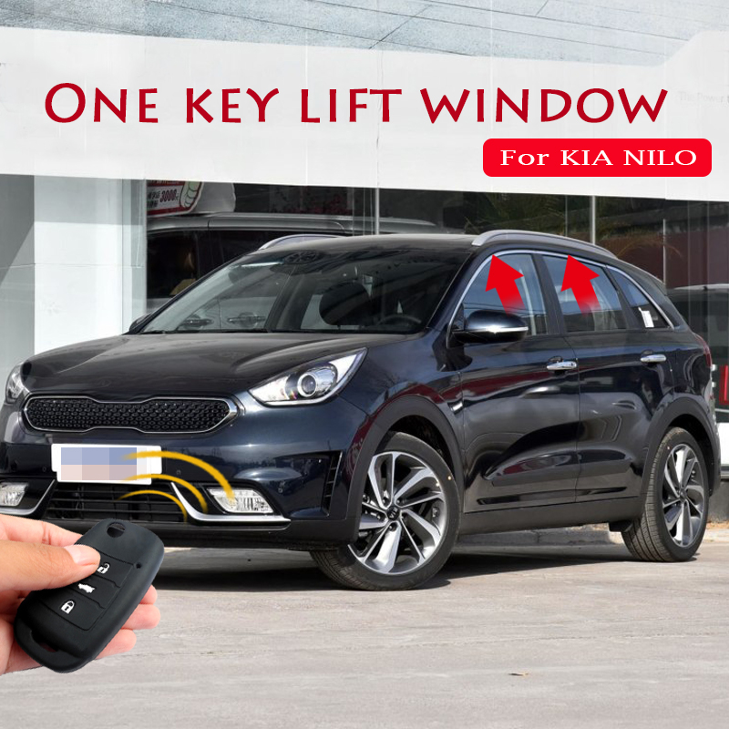 For KIA NIRO Window Lifter One button Window Lifting Remote Control Lock Up Window of Vehicle-in Car Switches & Relays from Automobiles & Motorcycles