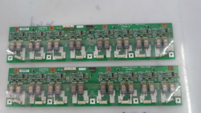 6632L-0191A 6632L-0192A high voltage board a pair