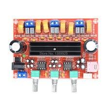 DC12V-24V 2*50W+100W XH-M139 2.1 Channel digital Subwoofer Amplifier Board Chip TPA3116D2