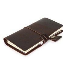 Дневник, кожаный блокнот, канцелярские товары, дневник, дневник