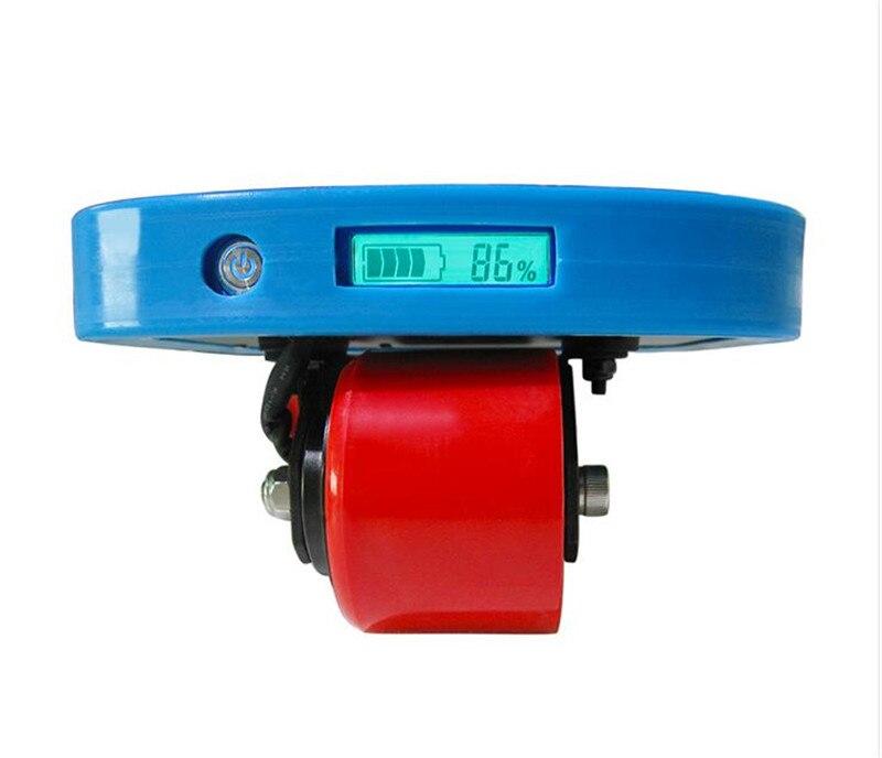 New Super Mini Conseil 350 W Hub Moteur Électrique drift Board skate batterie lg skateboard électrique Scooter Hoverboard 3 pièces 4 KG seulement