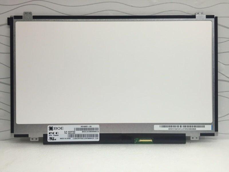 """Für BOE HB140WX1 301 HB140WX1 301 Matrix für Laptop 14,0 """"Led anzeige 1366X768 HD eDP 30Pin Matte LCD Screen Monitor Ersatz-in Laptop-LCD-Bildschirm aus Computer und Büro bei AliExpress - 11.11_Doppel-11Tag der Singles 1"""