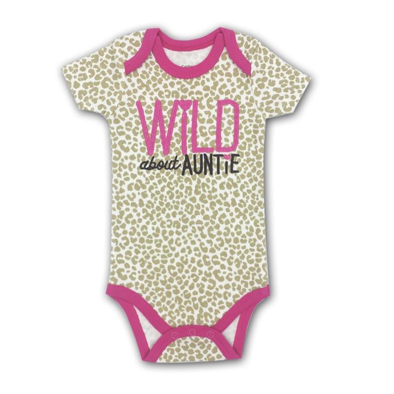 Baby body Meisjes babykleertjes Zomer baby korte mouw Jumpsuit - Babykleding - Foto 3