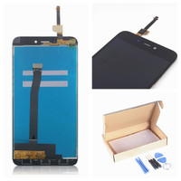 Lcd Display Touch Screen Digitizer Assembly Replacement Parts For Xiaomi Redmi 4X Black White Gold Color