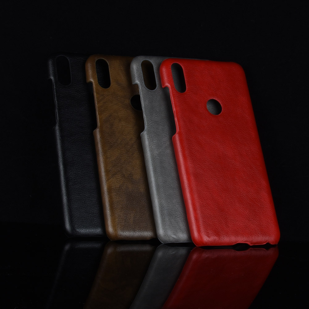 Zenfone Max Pro ZB602KL Luxury PU Leather Back Phone Cover Case For ASUS Zenfone Max Pro M1 ZB602KL ZB 602KL X00TD PU Back Case