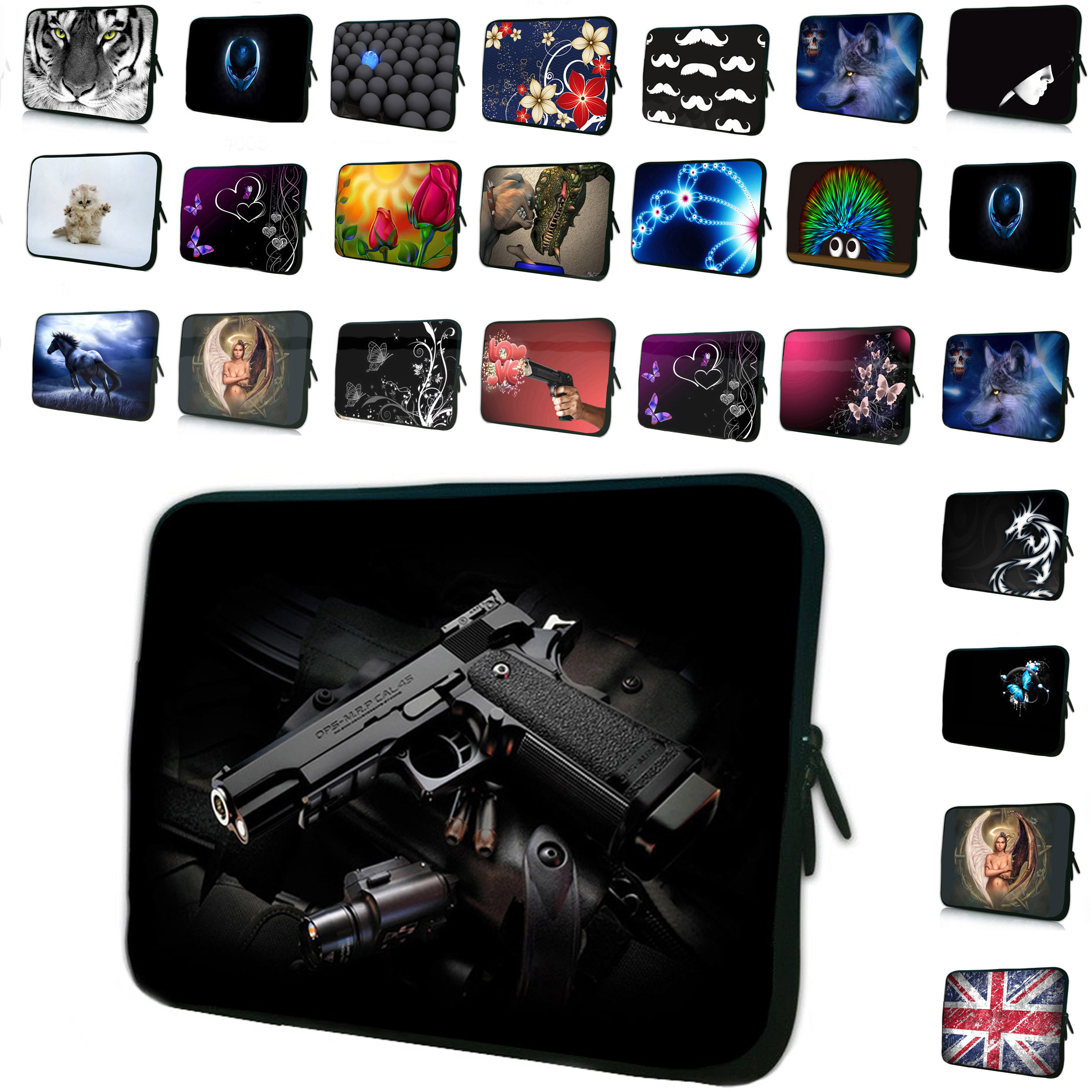 Cover new 10 inch tablet netbook pc sleeve portable cover - Ordinateur portable 1 to ...
