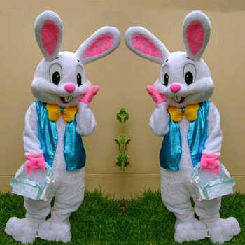 Easter bunny mascot cosutme Easter rabbit mascot cosplay fancy mascot - DISCOUNT ITEM  0% OFF All Category