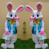 Easter bunny mascot cosutme Easter rabbit mascot cosplay fancy mascot