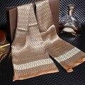 Lenço de Seda De luxo para Homens de Negócios Casual Real Paisley Foulard Cachecol de Impressão Do Vintage Inglaterra Jacquard Cachecóis Silenciador