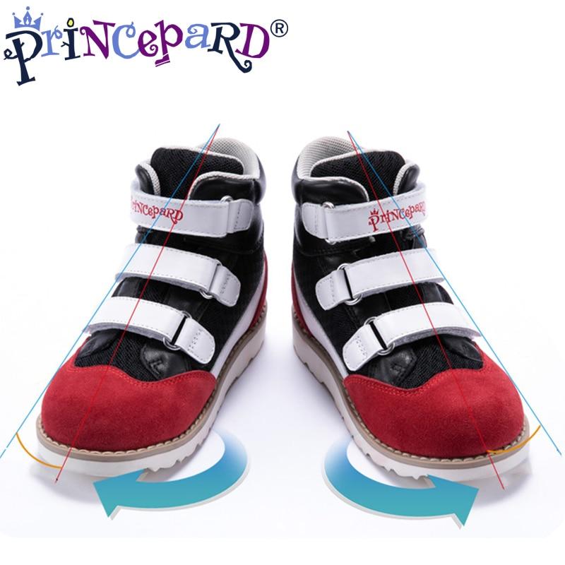 Princepard licznik ostatnich buty ortopedyczne dla dzieci czerwony biały czarny rozmiar 20 37 w Trampki od Matka i dzieci na AliExpress - 11.11_Double 11Singles' Day 1