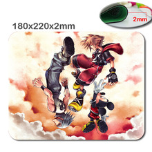 Cartoon Personalized Rectangle Non-Slip Rubber 3D Quick printing gaming rubber sturdy pocket book mouse pad measurement 180mmx220mmx2mm