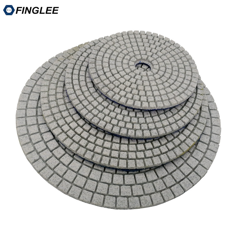 1tk 7tollised / 180mm graniidist marmorbetoonist keraamilised märjad - Elektrilised tööriistad - Foto 3