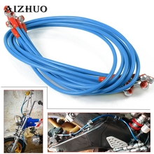 450-1200mm Motorcycle Dirt Bike Hydraulic Reinforce Brake Line Clutch For Yamaha TMAX500/530 T MAX YBR125 XMAX 125 200 250 400 yamaha 125 ybr125