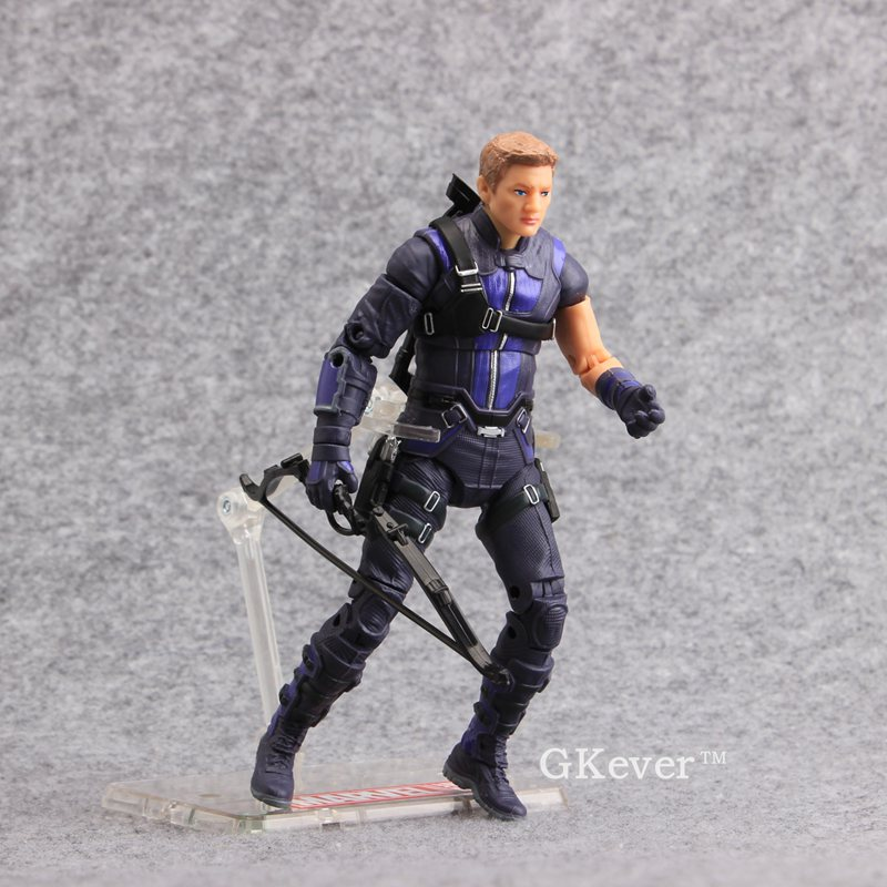 Civil Protection Toys : Captain america civil war superhero hawkeye clint barton
