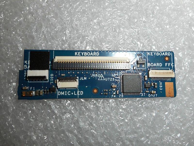 Original para dell xps 13 9360 9350 9343 placa de conector teclado a159f1 LS B442P|Placas de som| - AliExpress