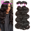Peruvian Virgin Hair Body Wave 4 Bundles 8A Grade Virgin Unprocessed Peruvian Human Hair Weave Peruvian Body Wave Pizazz Hair