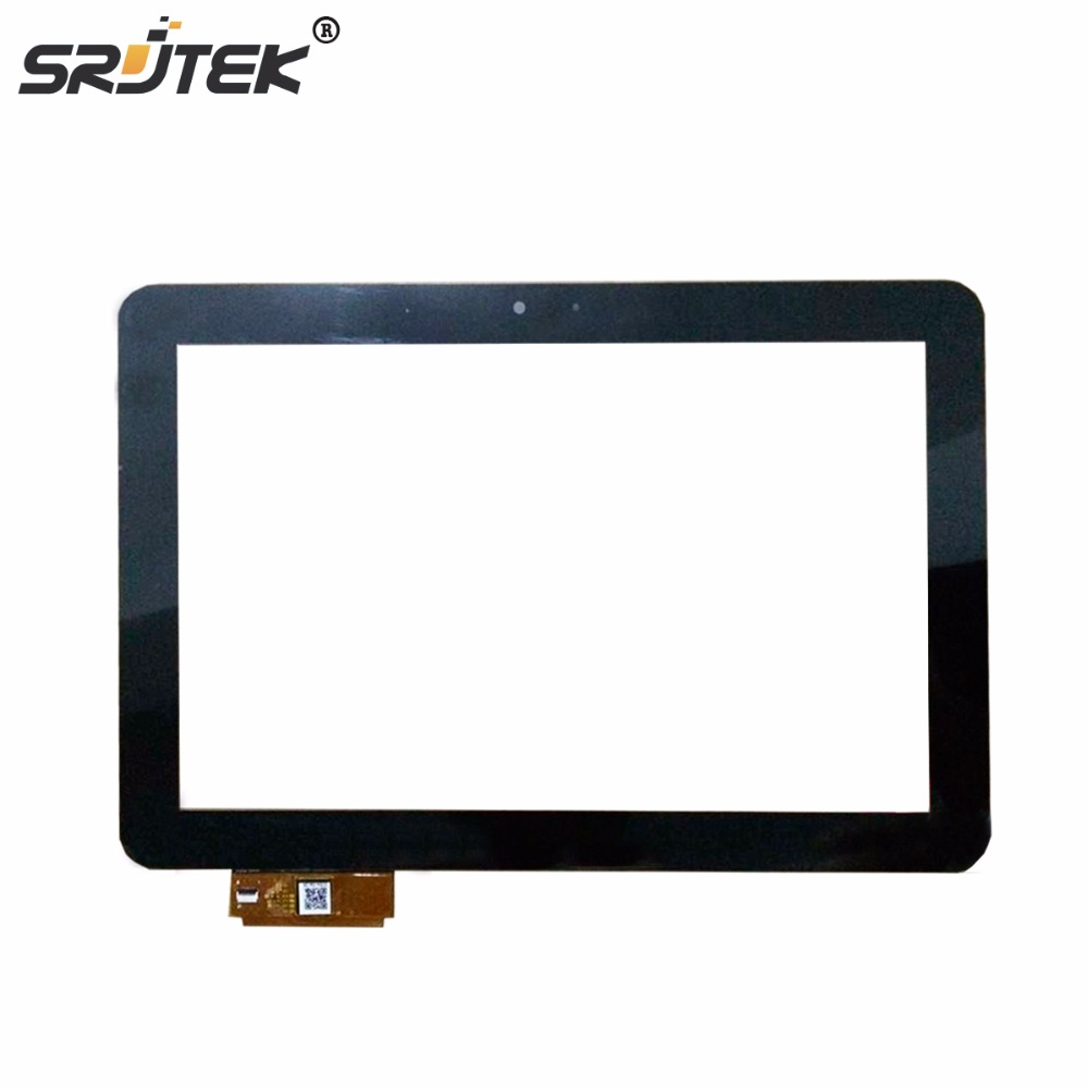 Srjtek New 10.1 inch Touch Screen For bq Edison 1 2 3 Quad Core Touch Panel Tablet Digitizer Glass Sensor Replacement new for 10 1 inch bq edison 1 2 3 quad core tablet touch screen digitizer touch panel glass sensor replacement free shipping