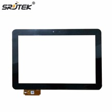 Srjtek New 10.1″ inch Touch Screen For bq Edison 1 2 3 Quad Core Touch Panel Tablet Digitizer Glass Sensor Replacement