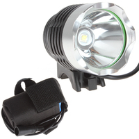 1800 Lumens CREE XM L T6 LED Bicycle Headlamp Headlight Bike Front Flash Light With Rechargeable