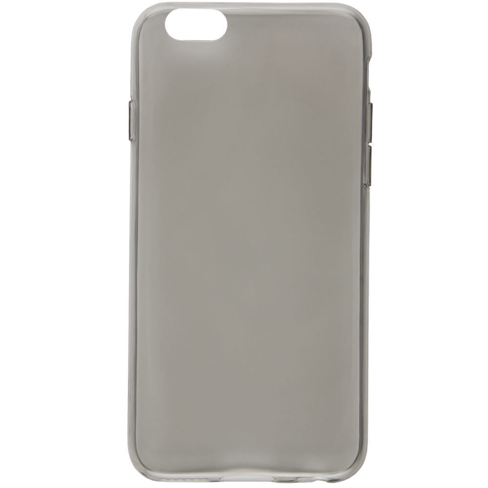 Mobile Phone Bags & Cases iBox case for iPhone 6 6s TPU gray UT000007360 roswheel tpu waterproof bicycle mobile phone bag w plastic case for iphone 4 4s light coffee