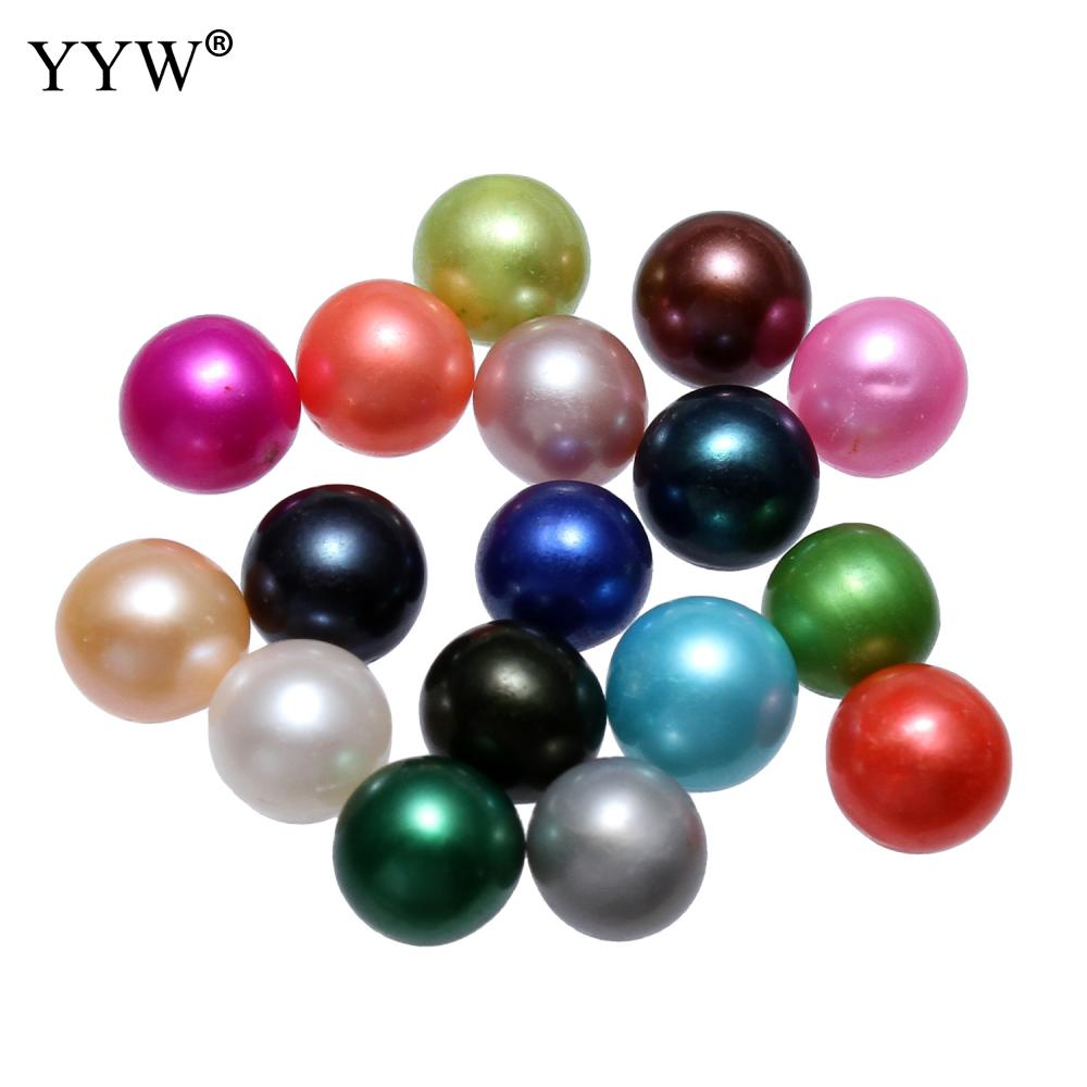 Beads Free Shipping Pearl Beads For Making Diy Jewelry Bracelet Necklace Cultured Rice Freshwater Dyed Pearl Beads Coffee Color 7-8mm