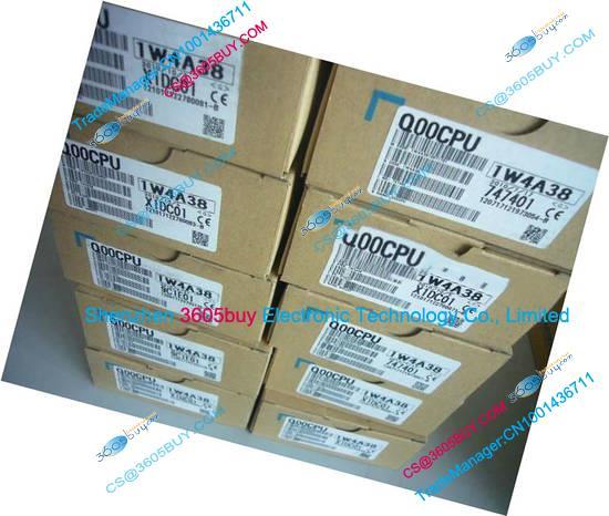 New Original Q Series PLC Q00CPU