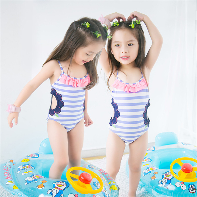 7649539664eaa 2016 1 2 3 4 year old children kid girl's swimming wear swimsuit swimwear  bath swimming suits hot spring beach wear MY 601001-in Children's One-Piece  Suits ...