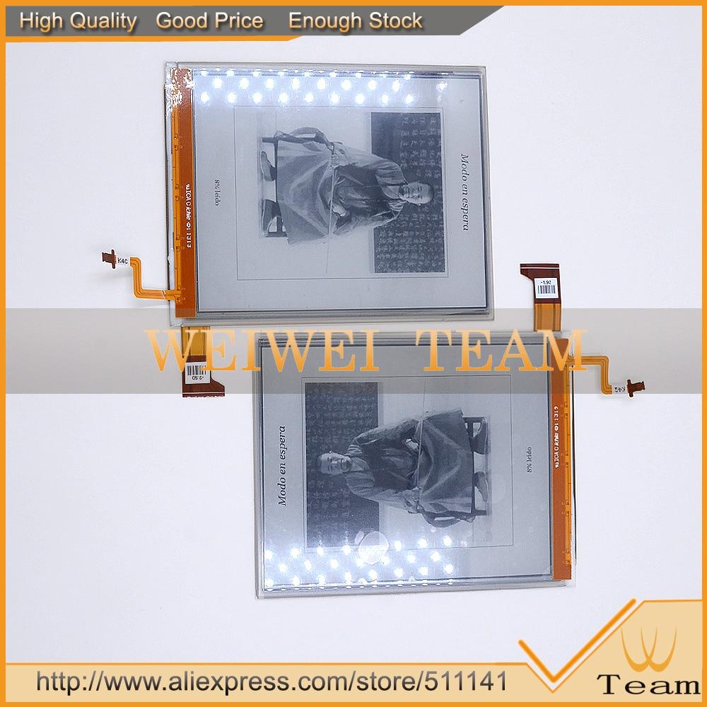 NEW Original 6 inch E-Ink Pearl HD ink screen ED060XG1(LF)C1 768*1024 HD resolution LCD display E-book ReaderNEW Original 6 inch E-Ink Pearl HD ink screen ED060XG1(LF)C1 768*1024 HD resolution LCD display E-book Reader
