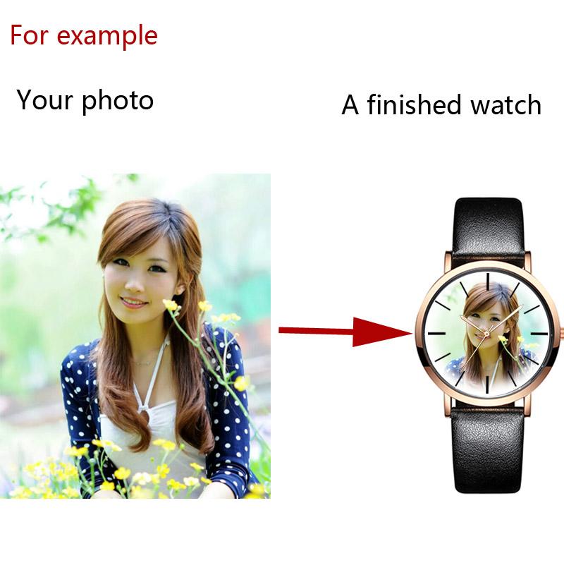 customized quartz watches